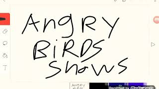 Angry Birds Space animation