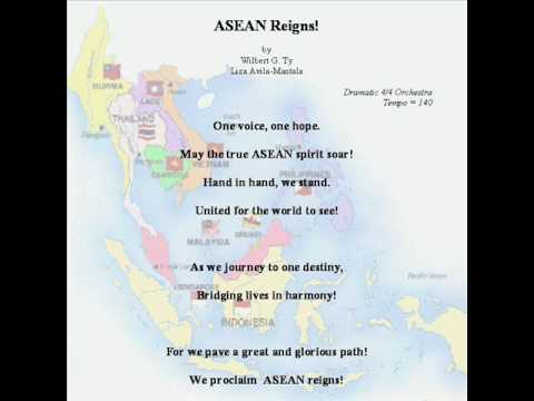 ASEAN Reigns! (Vocal Version)