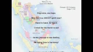 ASEAN Reigns! (Vocal Version)