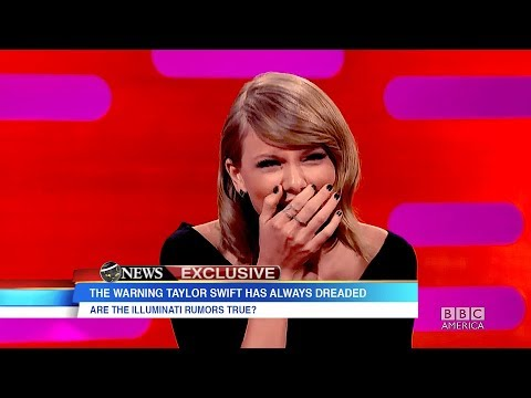 The Illuminati's Warning To Taylor Swift - Delicate DECODED