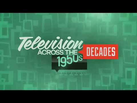 Television Across the Decades – All new schedule beginning March 5