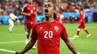 Peru vs Denmark 0-1 Extended Highlightes & goals