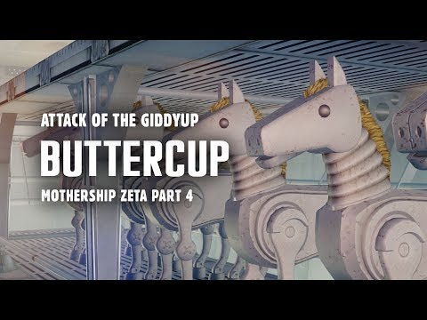 Mothership Zeta Part 4: Attack of the Buttercup - Plus, Flying Brahmin in the Cargo Hold