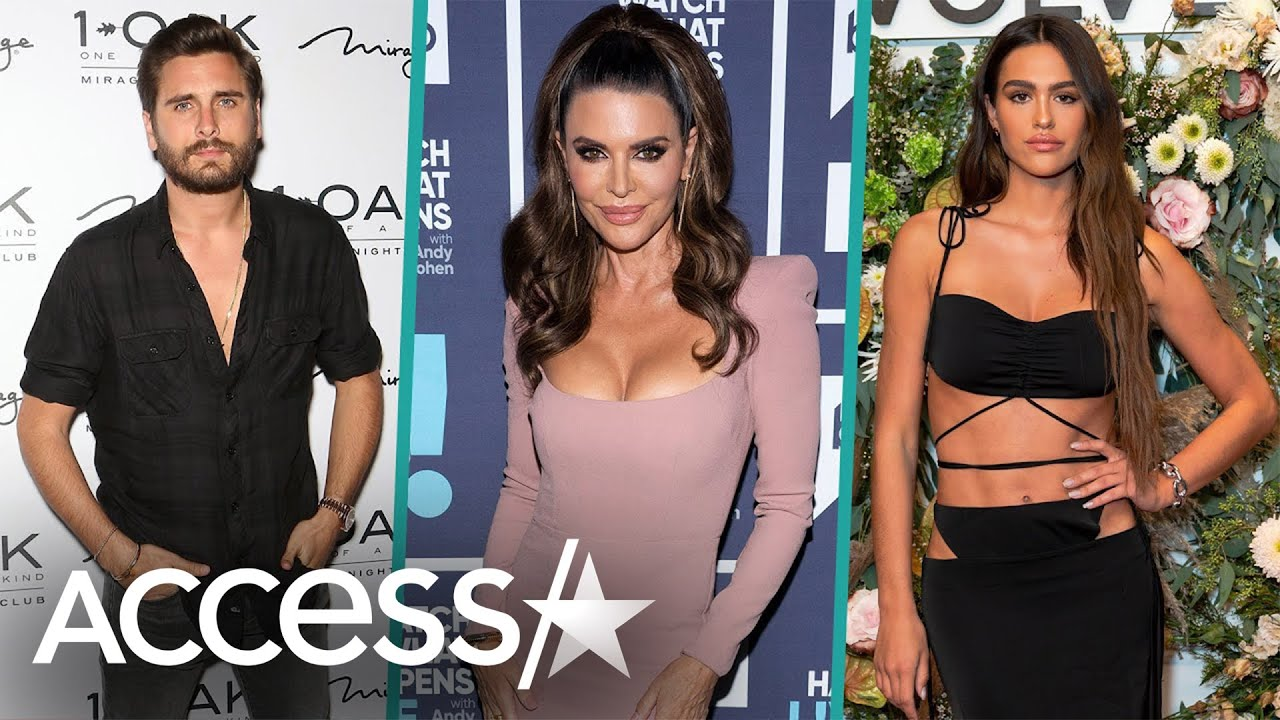 Lisa Rinna 'Tried Really Hard' To Support Daughter Amelia Hamlin Dating Ex Scott Disick