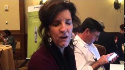 Dr. Mary Hartigan of Jacksonville, FL at the Straumann Platinum Dental Implant Conference