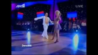 Eleonwra Meleti (10o Live) - Dancing with the stars Greece