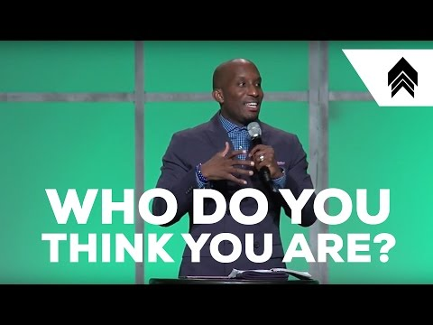 Who Do You Think You Are? - Dharius Daniels