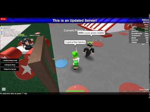 ROBLOX: Player point