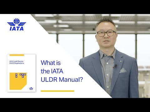 The 2022 changes in the 10th edition of the IATA Unit Load Device Regulations Manual
