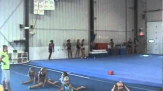 Tamara Moten United Gymnastics Academy Level 10