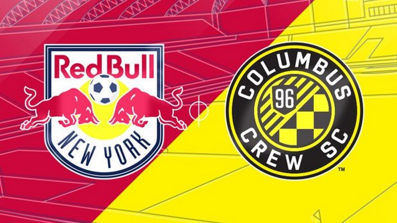Image result for new york red bulls vs Columbus Crew SC