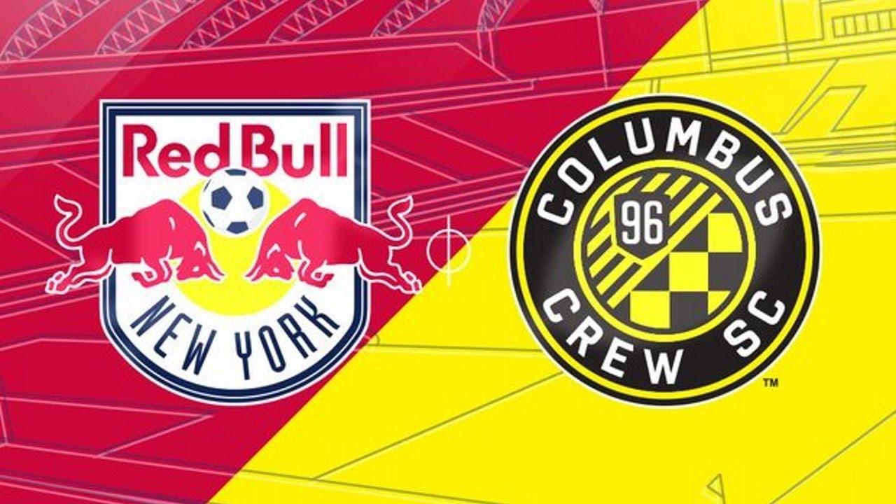 Image result for new york red bulls vs Columbus Crew SC