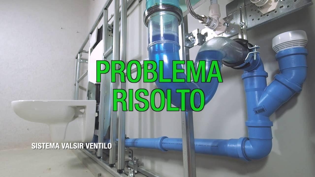 Valsir Ventilo - Risolvi i problemi di ventilazione degli impianti di scarico - YouTube