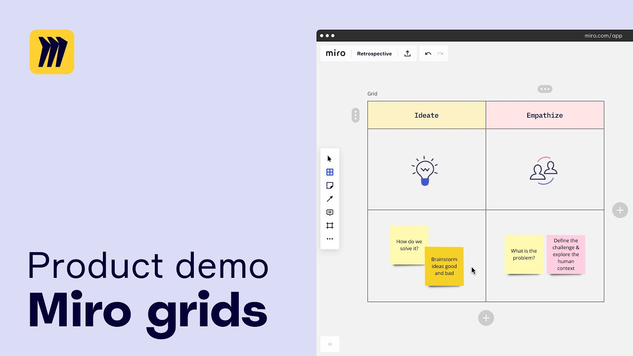 How to Use Miro Grids