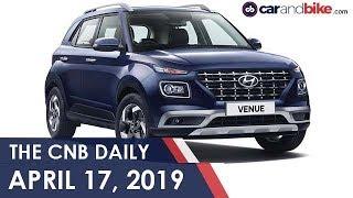 Hyundai Venue Revealed | Renault Triber | KTM Price Hike