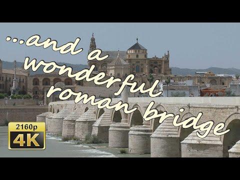 Torre de la Calahorra e Puente Romano, Cordoba - Spain 4K Travel Channel