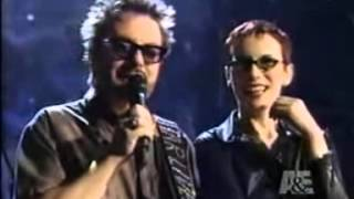 Eurythmics Live By Request Talk with David Bowie