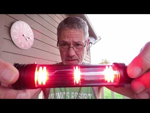 Renogy E Lumen Solar Powered Flashlight