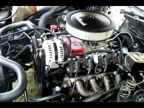 327 Chevy Engine Diagram Open Headers Ls1 Lq9 Caprice Youtube