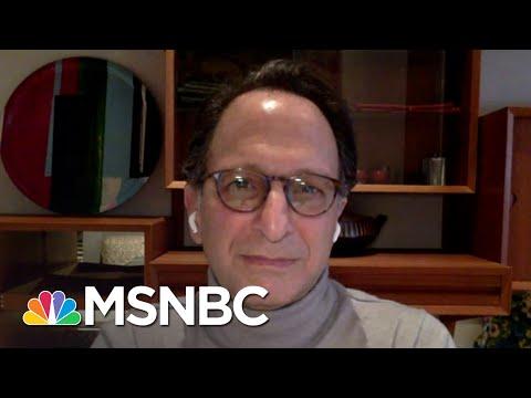 Andrew Weissmann Weighs In On Trump's List Of Pardons   Katy Tur   MSNBC
