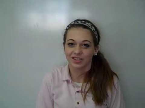 Annie presents an essay about George Orwells Animal Farm