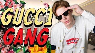 Sange på Dansk: Gucci Gang - Lil Pump