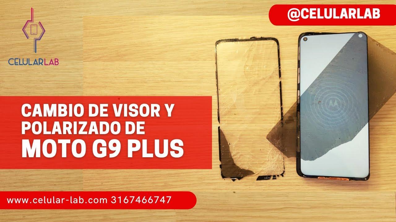 📱 Mira lo que pasa con éste Moto G9 Plus 📵 ¿Dañamos la pantalla en plena reparación? 📵