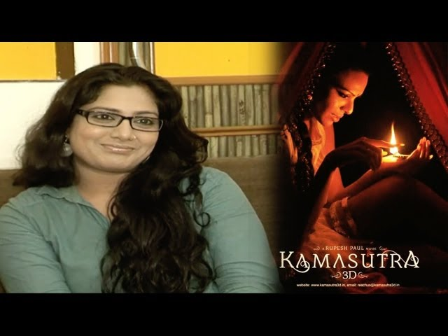 Kavita Radheshyam On Her Upcoming Movie 'Kamasutra 3D' Travel Video