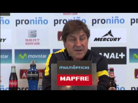 Real Zaragoza vs Barcelona - Roura post-match press conference