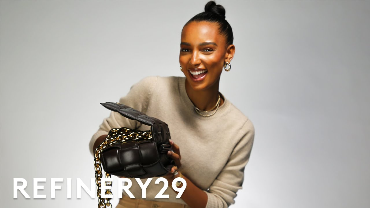 What's In Supermodel Jasmine Tookes' Bag