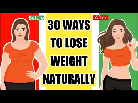 30 easy ways to lose weight naturally . No more Doctor