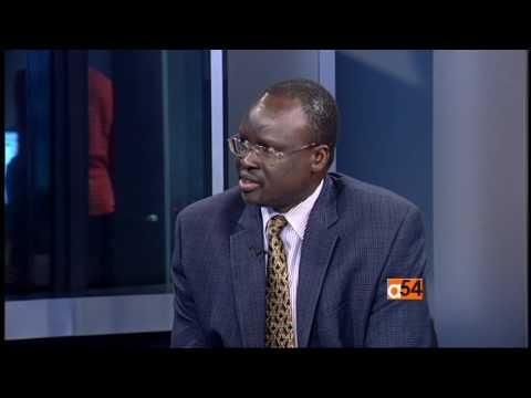 Studio Guest Majak D'Agoot Speaks on South Sudan