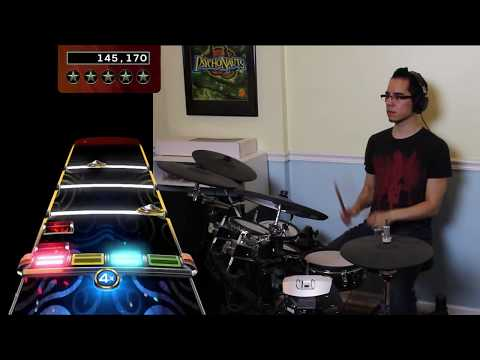 I Miss the Misery - Rock Band 4 Expert Pro Drums 100% FC