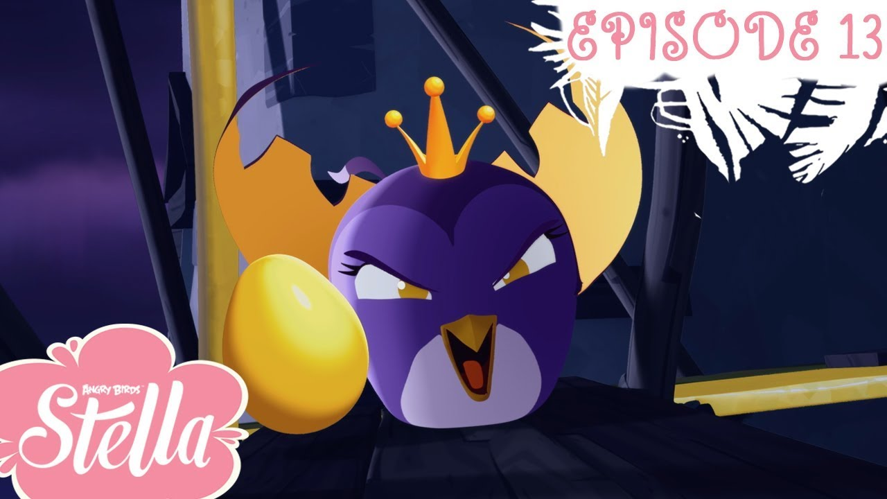Download Angry Birds Stella   You Asked For It - S2 Ep13