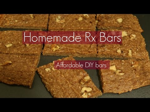 Featured Recipe Homemade Kind Inspired Bars