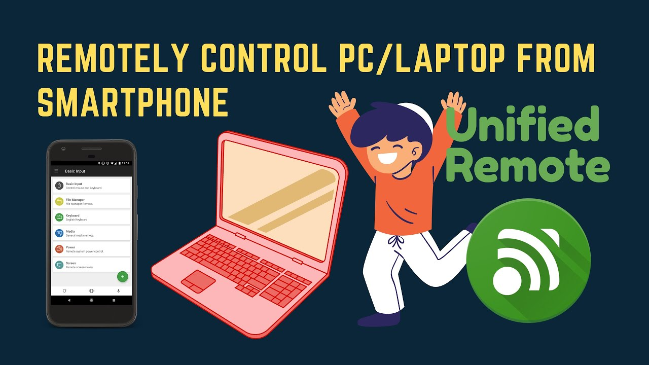 Android Remote Logging remotely shutdown / restart your pc / laptop using android device (100%  working)