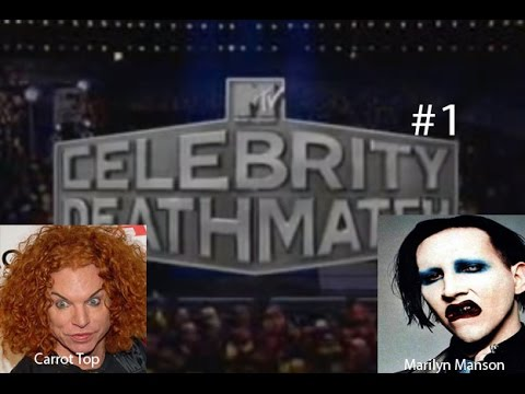 Celebrity deathmatch marilyn manson voice