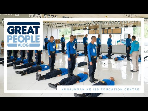 Great People Vlog - Kunjungan ke ISS Education Centre