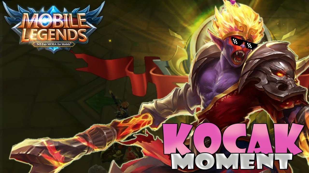 SUN Si KERA SAKTI - Mobile Legends Kocak Moment - YouTube