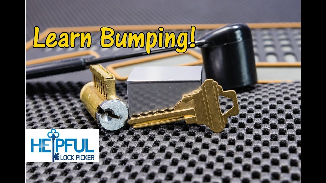 How To Make A Bump Key >> 96 How To Learn To Rapidly Open Locks With A Bump Key How Lock Bumping Works