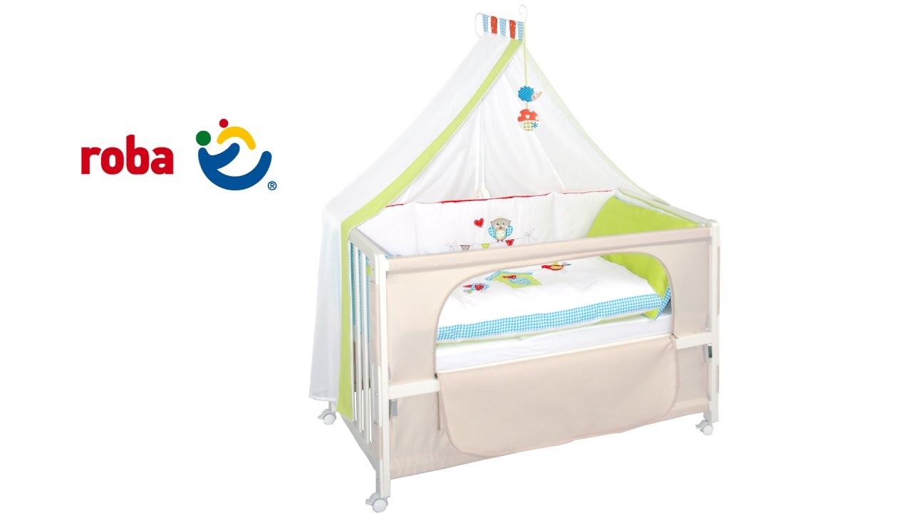 roba room bed anstellbettchen waldhochzeit ab 185 60 preisvergleich bei. Black Bedroom Furniture Sets. Home Design Ideas