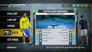 Video FIFA Street 4 (2012) Brasil x Argentina - ptbr download MP3, 3GP, MP4, WEBM, AVI, FLV April 2018