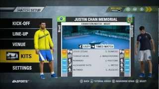 Video FIFA Street 4 (2012) Brasil x Argentina - ptbr download MP3, 3GP, MP4, WEBM, AVI, FLV Oktober 2018