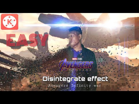 AFTER EFFECTS ||AVENGERS 4(END GAME) DISINTEGRATION EFFECTS