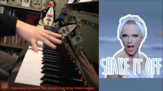 Taylor Swift - Shake It Off (Piano Cover by Amosdoll)