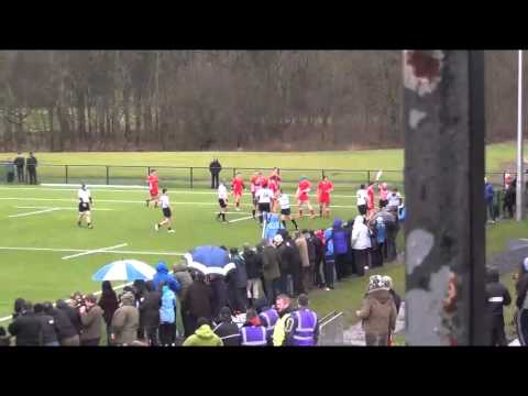 Gordon Corry Scotland u18 Trials 2nd half full audio