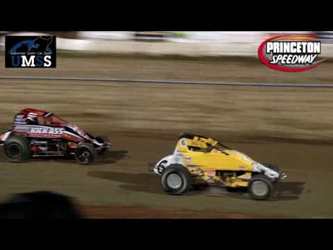 9-9-2016 UMSS Traditional Sprints Princeton Speedway