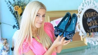 Fashion Cafe: How To Shrink Shoes