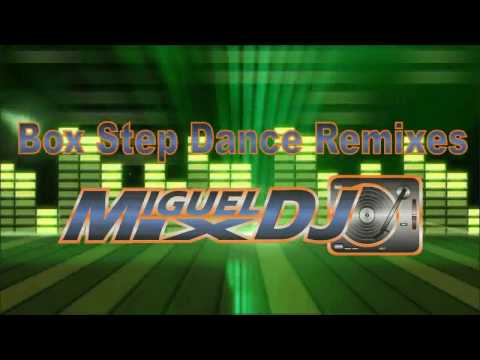 Box Step Dance Remixes 160 Bpm
