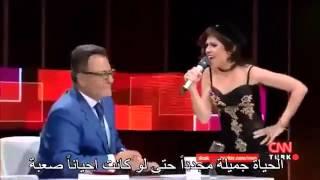 عمر ودفنه يرقصان على أغنية مسلسل حب للايجار لا يفوووووتكم